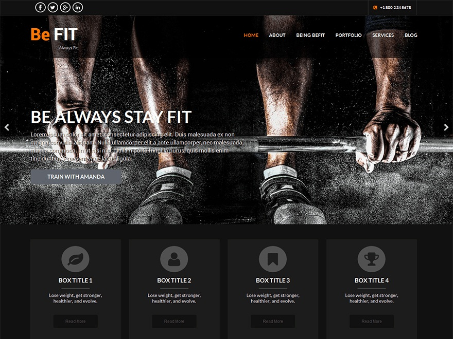 25 Free & Retina Responsive Latest WordPress Themes