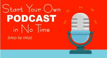 Start your own podcast in no time