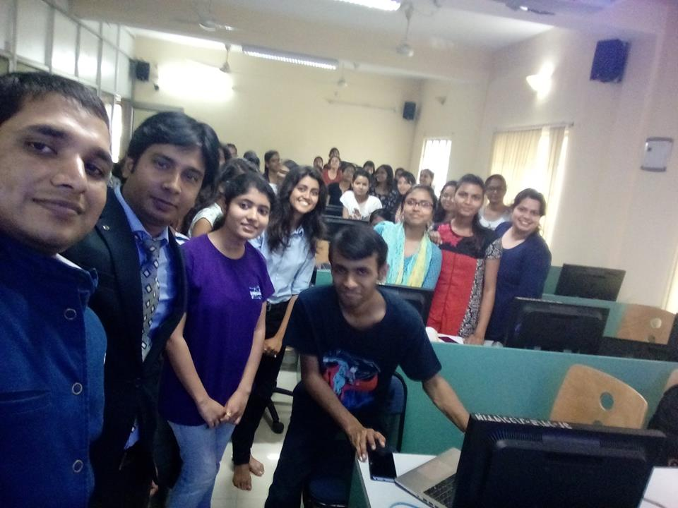 MS hakers SEO Learn Up in NIT Patna powered by Ventursity - Candent SEO