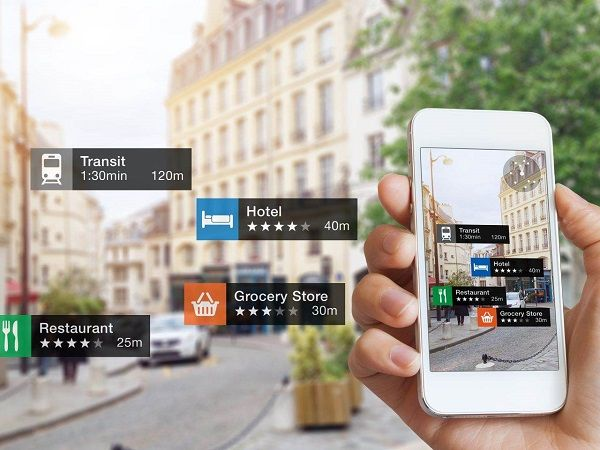 Augmented Reality-Media Trends 2020