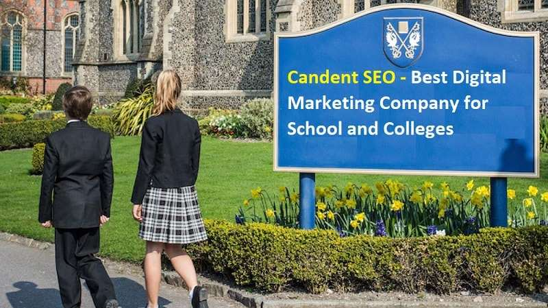 Candent SEO - Best Digital Marketing Company for School and Colleges