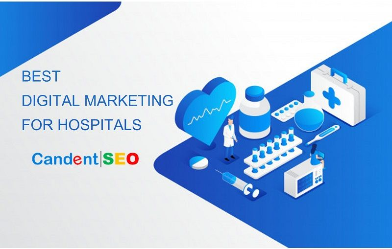 Digital Marketing For Hospitals