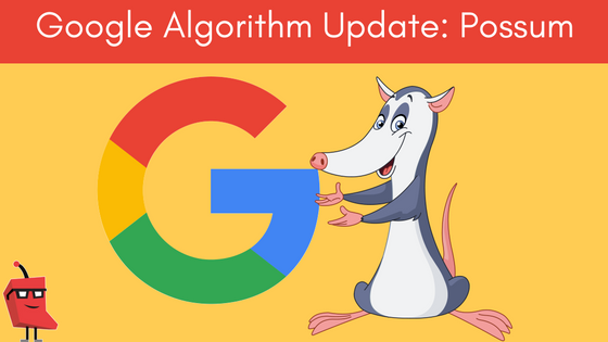 Google-Algorithm-Update-Possum