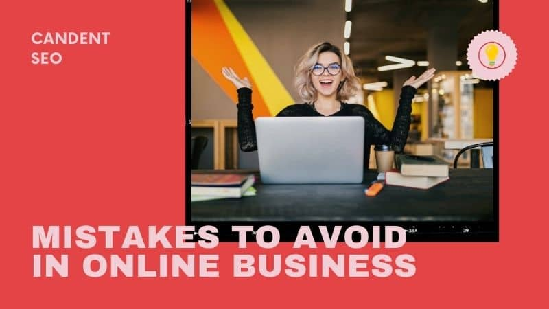 Mistakes to Avoid When Starting an Online Business