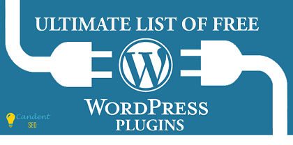 Ultimate List of Free WordPress Plugins new