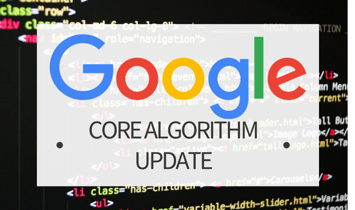 google-core-algorithm-update