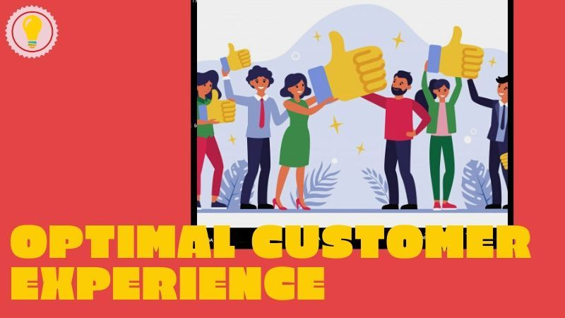 how to create optimal customer experience on website